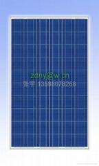 多晶硅200W電池板