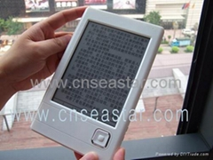ebook reader,pocket reader,ink panel reader
