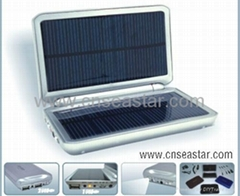 Solar Charger for mobile phones mp3 mp4 player