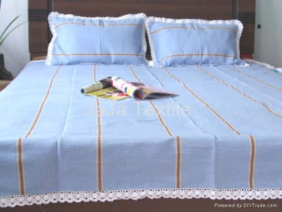 手工纯棉床上用品 1