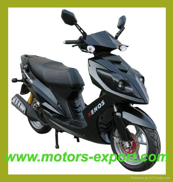 Scooter PURGA 50cc/150cc - PURGA 50/150 - racemotos (China ...