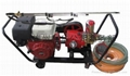 New Type 120 spraying & sprinkler irrigating machine