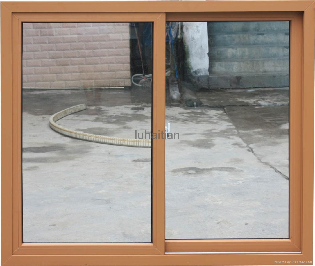 Pvc Sliding Windows And Doors Luhaitian China