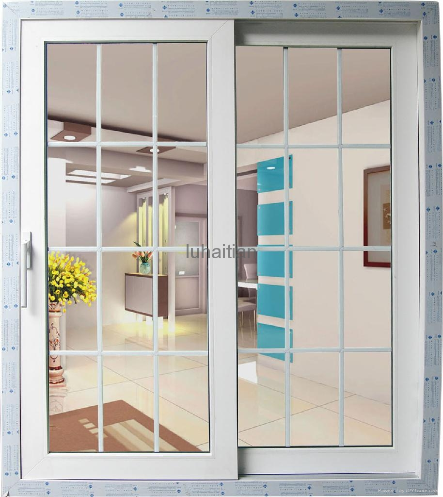 Upvc Sliding Glass Doors Luhaitian China Manufacturer