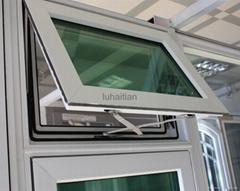 pvc awning casement window