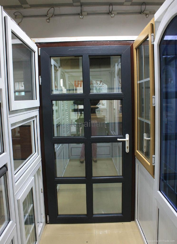 Upvc Doors Upvc French Doors Luhaitian China Manufacturer Plastic Door Door Products