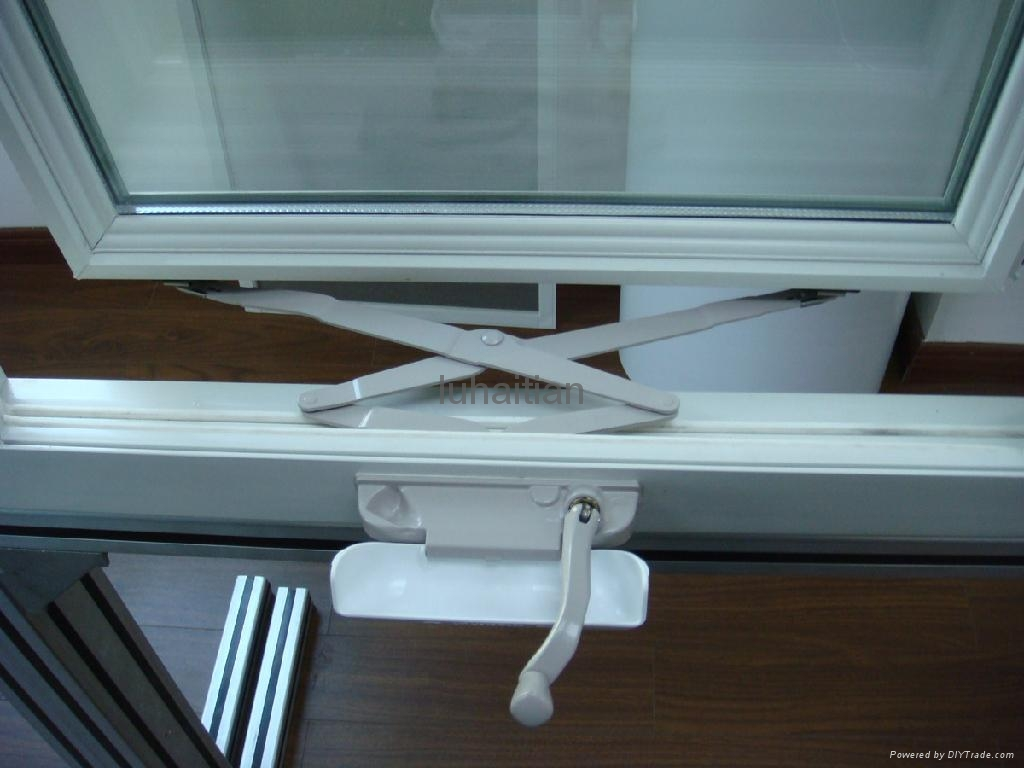 Upvc Crank Out Casement Window 1