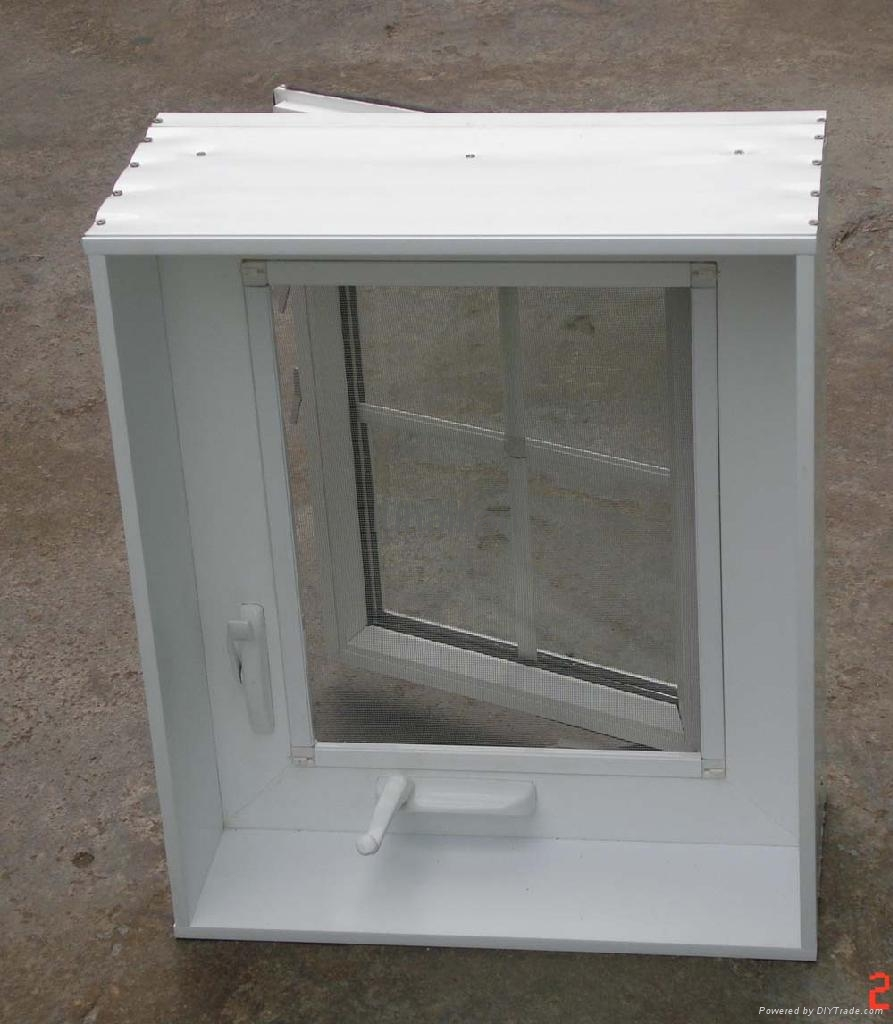 Upvc Crank Out Casement Window Luhaitian China