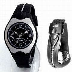 供应U盘手表