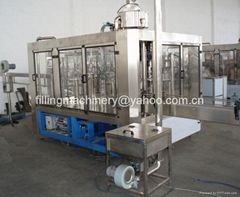Monoblock Filling Machine for Carbonated Beverage