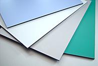aluminum composite panel    ACP   aluminium composite panel