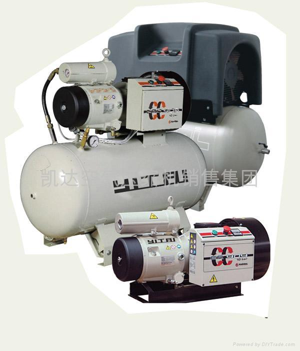 空压机\空气压缩机\意大利玛泰滑片空气压缩机 1
