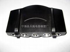 5LED夾帽燈(頭燈、帽子燈)