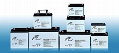 Sealed lead acid battery, rechargeable battery,Gel battery