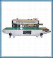 Sealing machine of multi-functional plastic sheeting