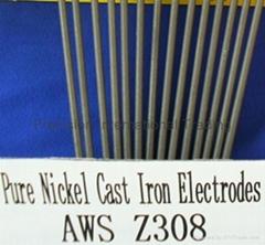 Machinable Cast Iron Welding Electrodes AWS ENi-CI
