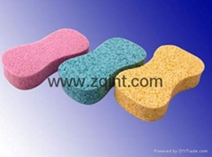 Multipurpose Block Sponge for Car Care