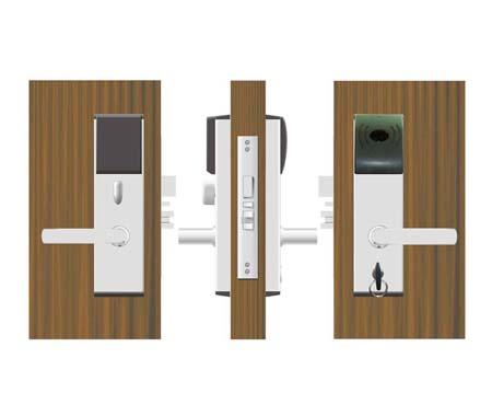 門禁控制設備 3