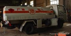 解放3立方油罐車