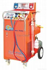 FR-888-S 汽车冷气系统检修机