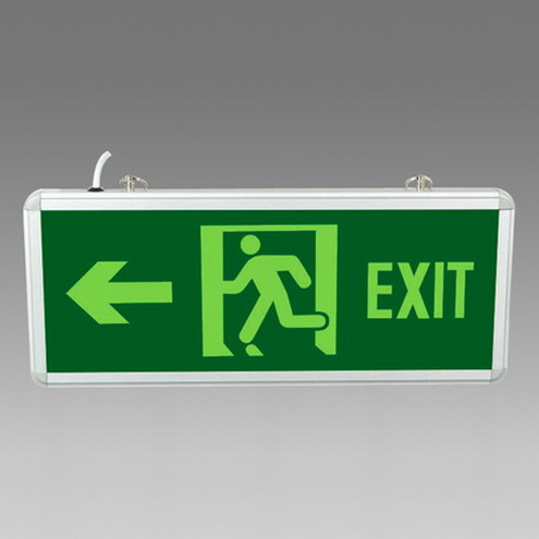 LED Emergency Sign Light 1 : emergency and exit lighting products - www.canuckmediamonitor.org
