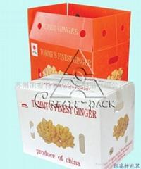 蔬果包裝箱 蔬菜包裝箱 水果包裝箱 蔬菜/水果配送箱