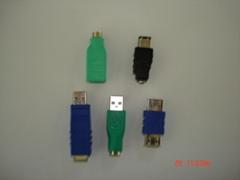 转换头(电脑及周边设备连接线缆;多媒体、汽车音响、家庭影院)