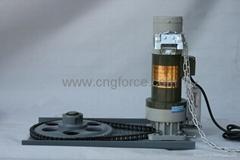 DC door motor