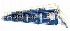 WD-YNK550A-Semi Servo Baby Diaper Machine