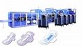 WD-HY800-SV Full Servo Sanitary Napkin