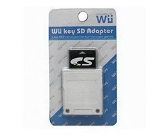 Wii key SD adapter