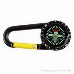 Compass, Flashlight, Gazebo