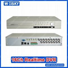 16CH H.264 Network DVR