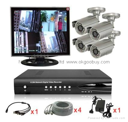 Inexpensive security systems