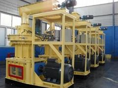 YULONG wood pellet machine