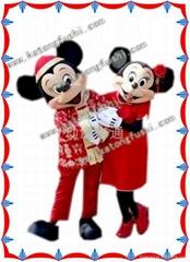 供应动漫卡通人偶服装产品/卡通服装/演出服装/表演服装/