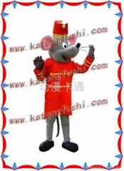 供应动漫卡通人偶服装产品/演出服装/表演服装/礼仪鼠
