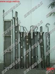 PCB plating anodes basket titanium basket