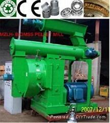 Wood pellet mill of MZLH420,600
