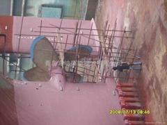 螺旋槳汽蝕腐蝕修復