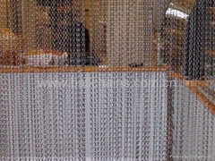 Chain fly screen