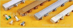 Alloy curtain rod