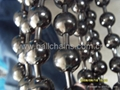 Stainless steel ball chain