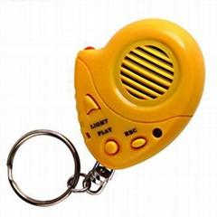 keychain voice recorder