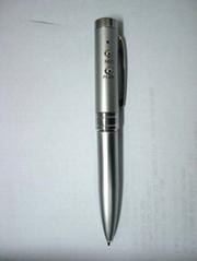 record pen