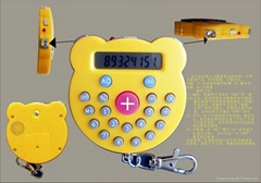 calculator money detector