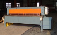 Stainless Steel Plate Cutting Machine, Solar Water Heater Machinery