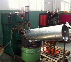 Circular Seam Welding Machine, Solar Water Heater Production Line
