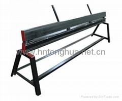 Manual Sheet Metal Folding Machine, Solar Water Heater Production Line