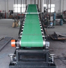 ZS-7 Height Adjustable Incline Belt Conveyor